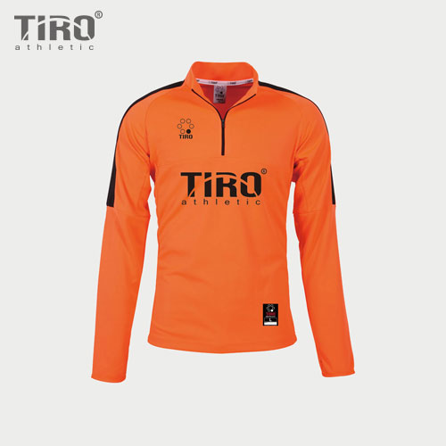 TIRO MIDT.17 (ORANGE/BLACK)