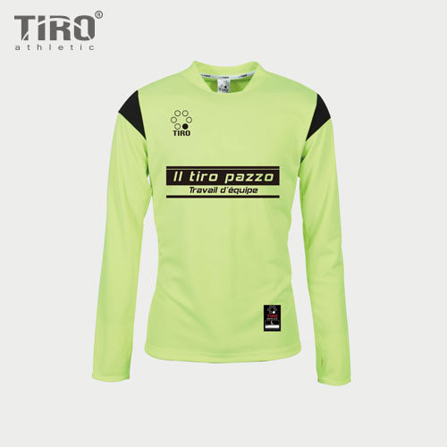 TIRO ROUTS.17 (Y.GRREN/BLACK)