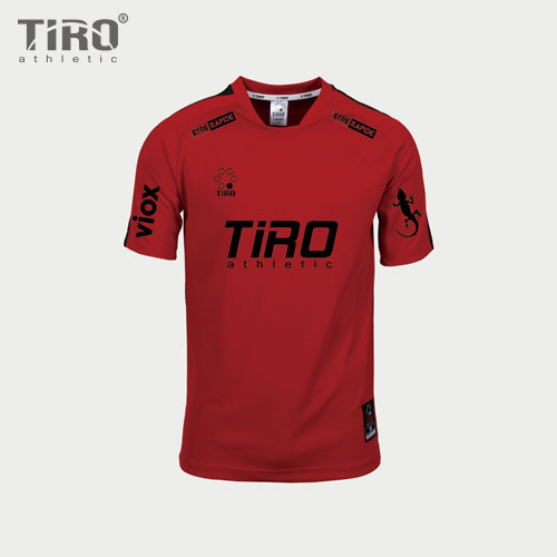 TIRO ETERNAL.17 S/S (RED/BLACK)