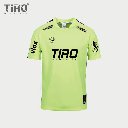 TIRO ETERNAL.17 S/S (Y.GREEN/BLACK)