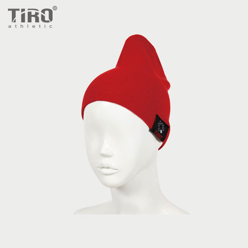 TIRO SPORTS BEANIE(RED)