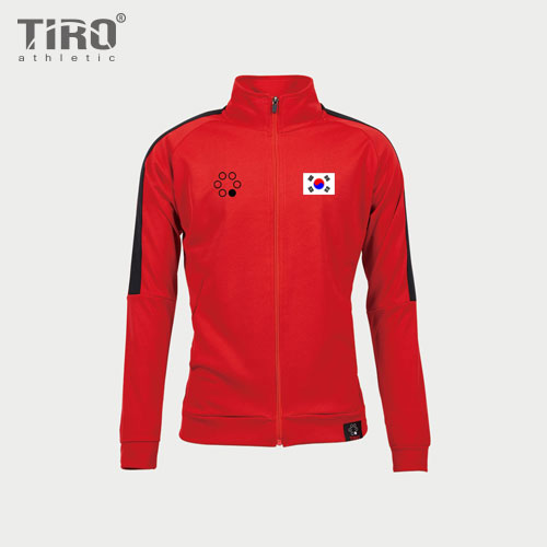 TIRO 18 TRACK KOREA EDITION(RED/BLACK)