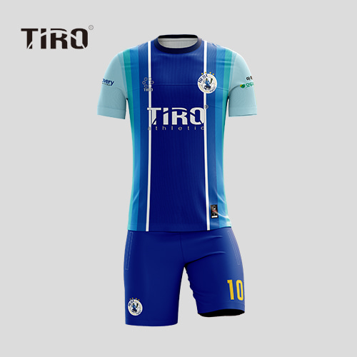 TIRO WARRIOR.18 (BLUE / SS)