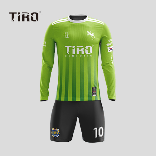 TIRO WARRIOR.18 (GREEN / LS)