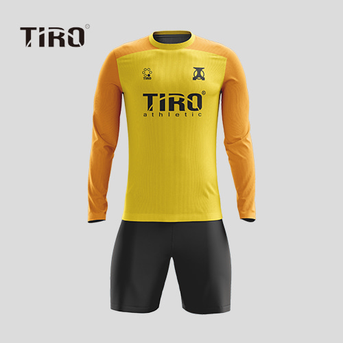 TIRO WARRIOR.18 (YELLOW / LS)