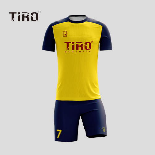 TIRO WARRIOR.18 (YELLOW / SS)