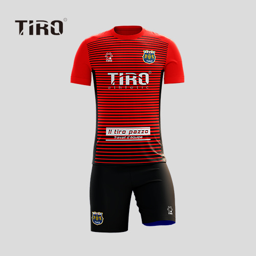 TIRO WARRIOR.18 (RED Stripe / SS)