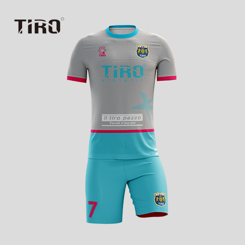 TIRO WARRIOR.18 (GRAY LOGGO / SS)