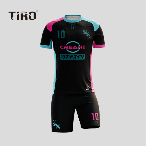 TIRO WARRIOR.18 (SV BLACK PINK / SS)
