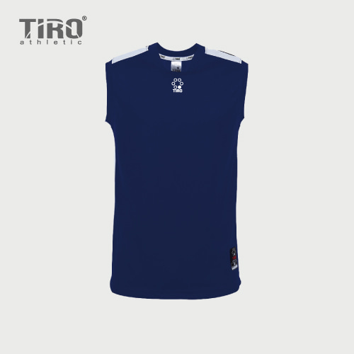 TIRO MOVEMENT T/J BASIC(NAVY/WHITE)
