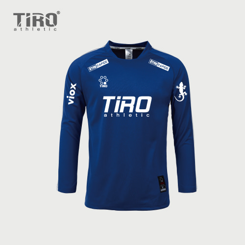 TIRO ETERNAL.17 L/S (BLUE/WHITE)