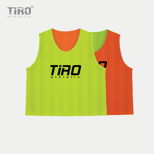 TIRO REVERSIBLE TEAM VEST(NEON GREEN/ORANGE)