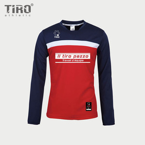 TIRO ROUTT.17 (NAVY/RED/WHITE)