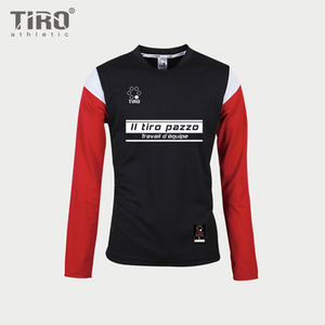 TIRO ROUTS.17 (BLACK/WHITE/RED)