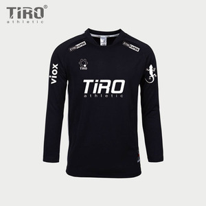 TIRO ETERNAL.17 L/S (BLACK/WHITE)