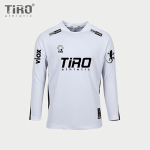 TIRO ETERNAL.17 L/S (WHITE/BLACK)