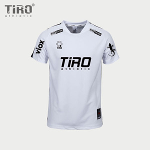 TIRO ETERNAL.17 S/S (WHITE/BLACK)