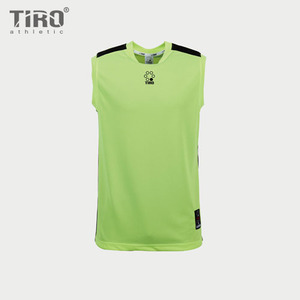 TIRO MOVEMENT T/J BASIC(Y.GREEN/BLACK)