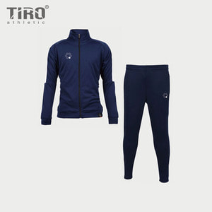 TIRO 18 TRACK SUIT(NAVY/WHITE)