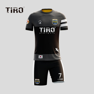 TIRO WARRIOR.18 (BLACK / SS)