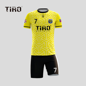 TIRO WARRIOR.18 (YELLOW BISU / SS)