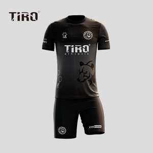 TIRO WARRIOR.18 (BLACK SJ / SS)