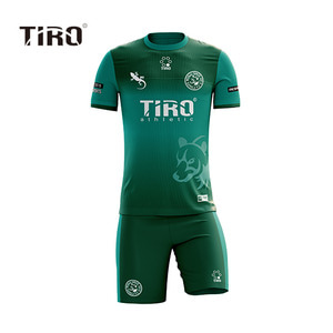 TIRO WARRIOR.18 (GREEN SJ / SS)