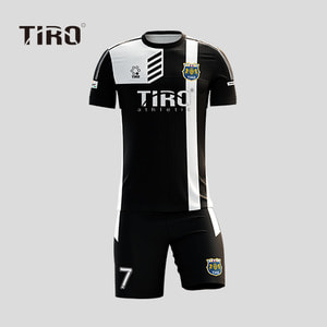 TIRO WARRIOR.18 (BLACK SQ / SS)
