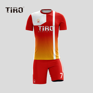 TIRO WARRIOR.18 (RED SQ / SS)