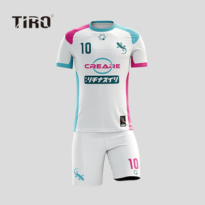 TIRO WARRIOR.18 (SV WHITE / SS)