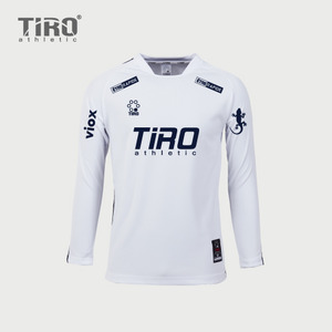 TIRO ETERNAL.17 L/S (WHITE/NAVY)
