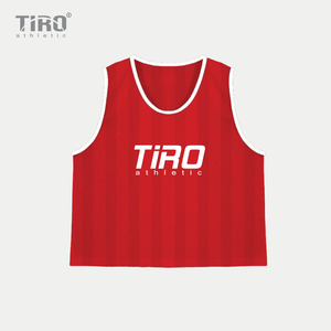 TIRO TEAM VEST(RED)