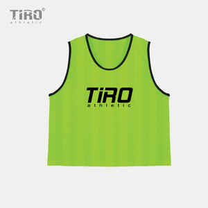 TIRO TEAM VEST(NEON GREEN)