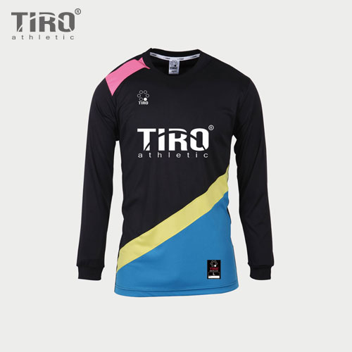 TIRO UNIFD.17 (BLACK/SKY/YELLOW/PINK)