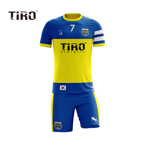 TIRO WARRIOR.18 (BLUE,YELLOW / SS)